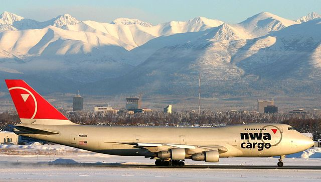 Northwest_Airlines_Cargo 2C_Boeing_747