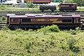 Nos.66039 & 66112 (Class 66) & no.08605 (Class 08 Shunter) (7275723516).jpg