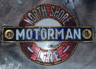 Motorman (locomotive) person who operates an electrified trolley car, tram, light rail, or rapid transit train