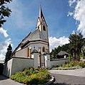 Nußdorfer Pfarrkirche Panorama.jpg