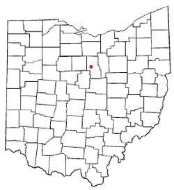 Mansfield Ohio Zip Code Map.Ontario Ohio Wikipedia