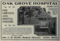"Oak Grove Hospital (""American medical directory"", 1906 advert).png"