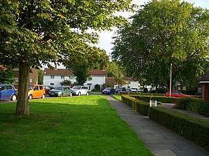 Northgate, West Sussex - Oak Way, Northgate