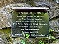 Oberharmersbach, Lourdes-Grotte Jedensbach oder Freiburger Grotte 4.jpg