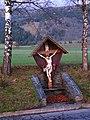 Obermillstatt Kreuz bei der Linde 2008.JPG