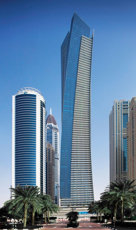 Ocean Heights in Dubai, UAE.
