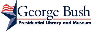 Official logo of the George Bush Presidential Library.jpg