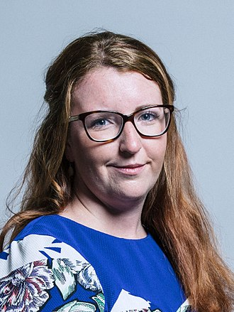 Louise Haigh - Image: Official portrait of Louise Haigh crop 2