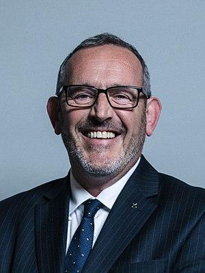 Stewart Hosie - Image: Official portrait of Stewart Hosie crop 2