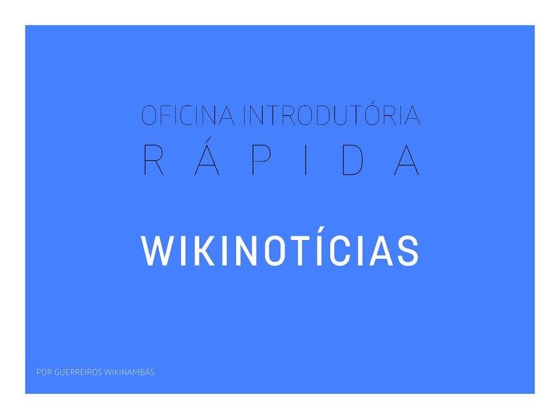 File:Oficina rápida Wikinotícias.pdf