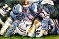 Oil painting of football players.jpg