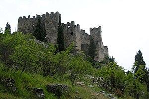 Sandalj Hranić - Blagaj Fort, Sandalj's residence