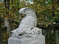 Old Jewish Cemetery of Wroclaw (Poland) - German Grave63.jpg