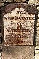 Old Milestone, Didmarton - geograph.org.uk - 1690219.jpg
