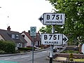 Old Signs and New Sign - geograph.org.uk - 267988.jpg