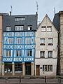 Old houses in Rue Eau de Robec, Rouen 140215 1.jpg