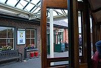On the steam train, Tywyn - geograph.org.uk - 1513169.jpg