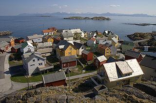 Sandøy Former municipality in Møre og Romsdal, Norway