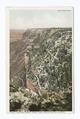 One Mile, Bright Angel Trail, Grand Canyon, Ariz (NYPL b12647398-70453).tiff