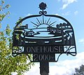 Onehouse village sign - geograph.org.uk - 957832.jpg