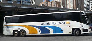 Ontario Northland Motor Coach Services