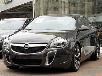 Opel Performance Center - Image: Opel Insignia OPC 2015 (15805462541)
