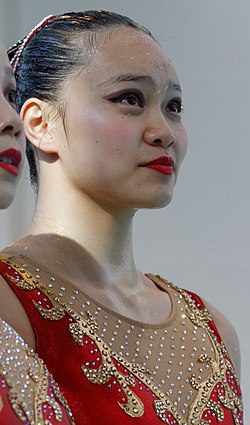 Open Make Up For Ever 2013 - Huang Xuechen.jpg