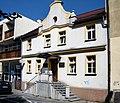 Opole, front domu przy ul. Malczewskiego 4. sienio.JPG