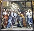 Oratorio superiore di s. bernardino, sodoma, visitazione, 02.jpg