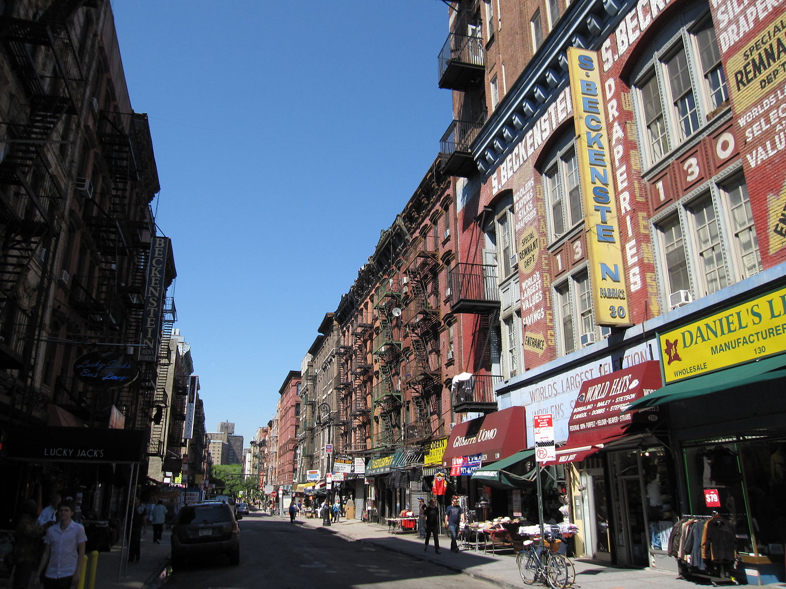 Orchard Street NYC