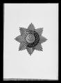 Ordenstecken, 1 kl. av Bokharas orden, Ryssland - Livrustkammaren - 35749.tif