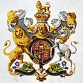 Order in Council, 5th November 1800 – illustrations of the new arms of the United Kingdom of Great Britain and Ireland (PC 2-157).jpg