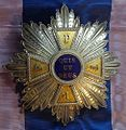 Order of Saint Michael grand cross star (Bavaria 1850) - Tallinn Museum of Orders.jpg