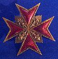 Order of Saint Stephen star (Tuscany 1850-1860) - Tallinn Museum of Orders.jpg