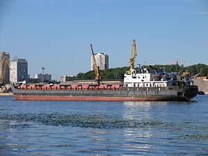 Orekhovo-Zuyevo on Khimki Reservoir 17-jun-2012 01.JPG