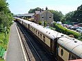 Orient Express Train at Ropley Station. - geograph.org.uk - 642645.jpg