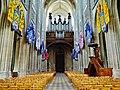 Orléans Cathédrale Sainte-Croix Innen Langhaus West 7.jpg