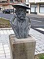 Ormaiztegi - Busto de Tomás de Zumalakarregi.JPG