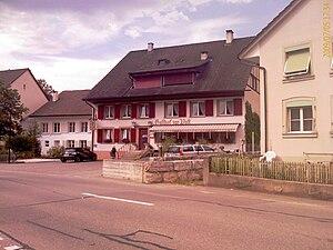 Ormalingen - Gasthaus (hotel and restaurant) Post in Ormalingen