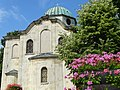 Orthodox Church with Blossoms - Varna - Bulgaria (41366496970).jpg
