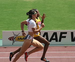 Athletics at the 1999 Pan American Games - In 1999, Ana Guevara of Mexico won the first of her three 400 m titles.