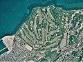 Osaka Golf Club, Misaki Osaka Aerial photograph.2008.jpg