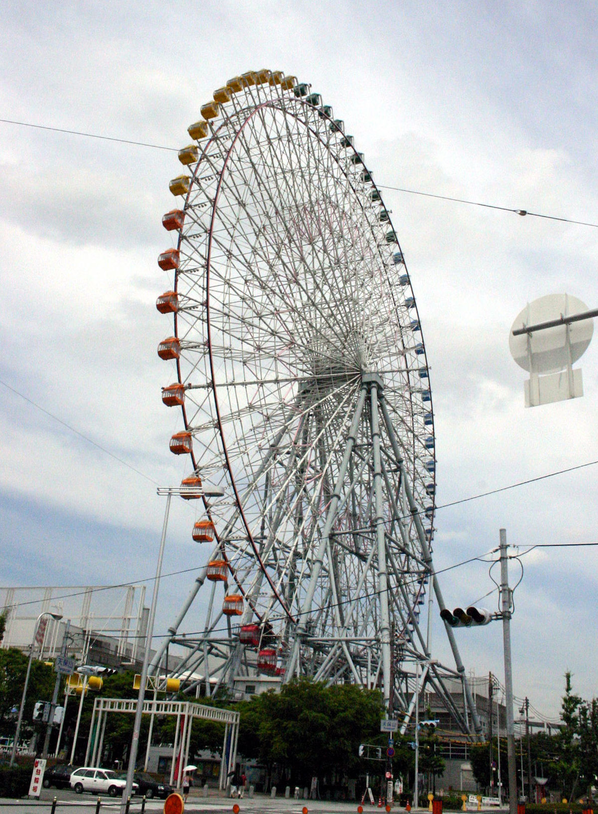 Tempozan Ferris Wheel - Wikipedia