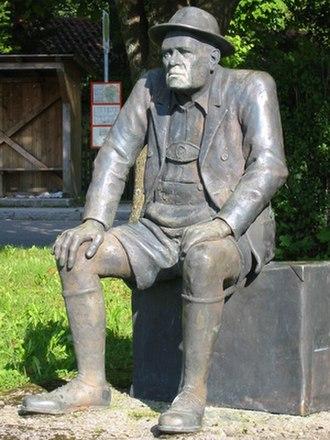 Oskar Maria Graf - Oskar Maria Graf