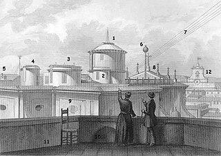 Scientific instrument and telescope maker