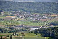 Otelfingen - Lägern Burghorn 20100524 17-21-28.JPG