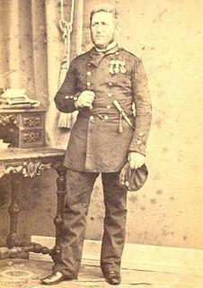 Otto Christian Hammer Danish naval officer (1822-1892)