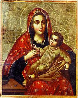 фото иконы божией матери