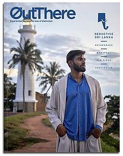 <i>OutThere</i> (magazine) British LGBTQ travel magazine