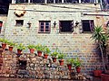 Outside Andaaz resturant in saidpur village.jpg